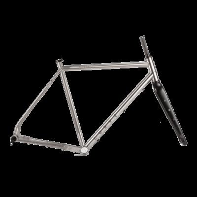"Curve Cycling Curve Ti GXR ""Kevin"" Frameset"