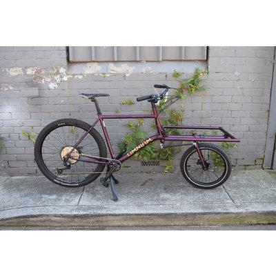 Omnium Omnium MiniMax Wifi Deep Purple Medium Complete Bike