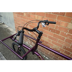 Omnium Omnium MiniMax Wifi Deep Purple Medium Complete Bike