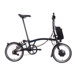 Brompton Brompton Electric Gloss Black H6L