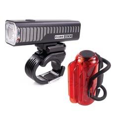 Serfas E-Lume 600/60 Light Combo
