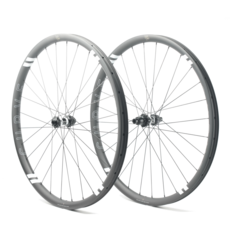Curve Cycling Curve Dirt Hoops 29 Wheelset CARBON Wider 40 - 15 x 110 | 12 x 148 DT 350 | SRAM XD
