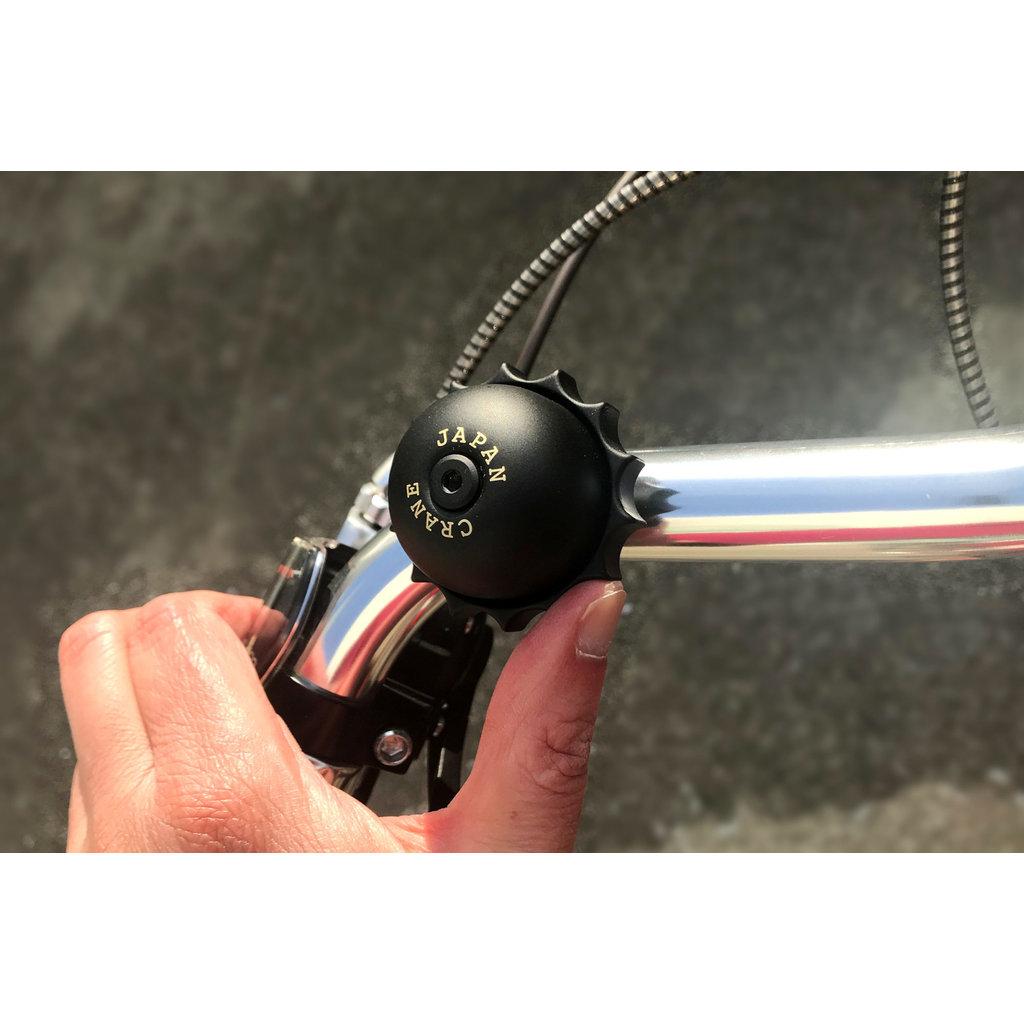 Crane E-ne Revolver Bell Stealth Black