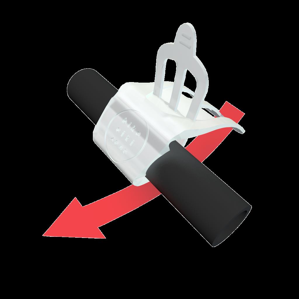 Finn Smartphone Mount (transparent)