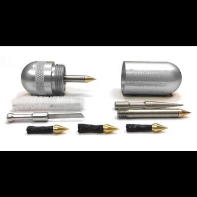 Dynaplug Tubeless Repair Kit Micro Pro Silver