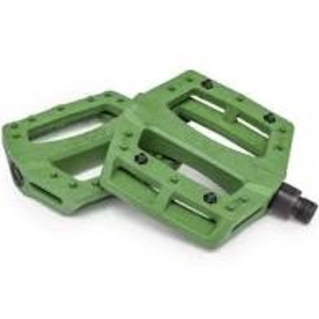 Flat pedals - Contra Nylon Pedals