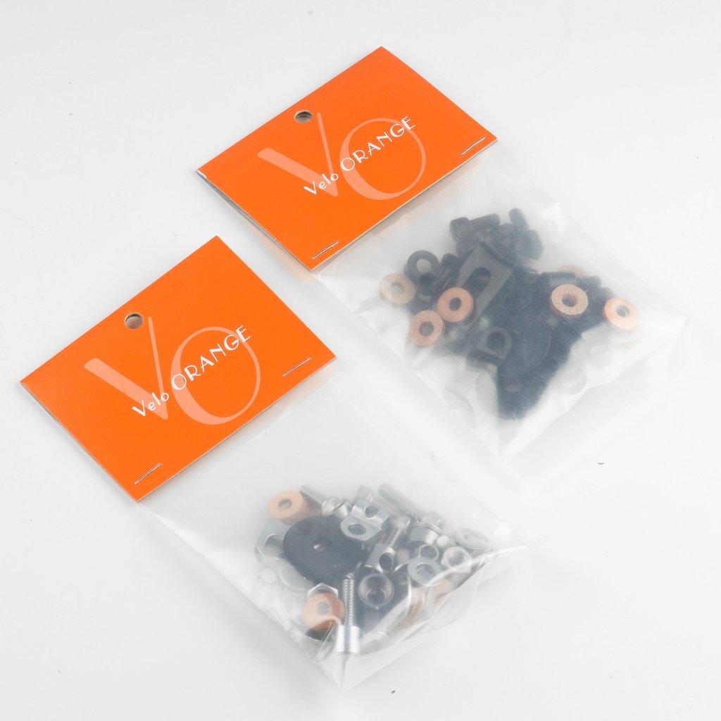 Velo Orange Velo Orange Fender Hardware Kit Noir