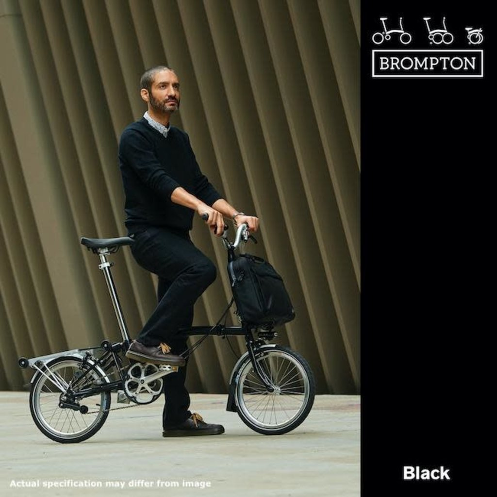 Brompton Brompton 2021 M6L Black