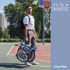 Brompton Brompton 2021 M6L Cloud Blue