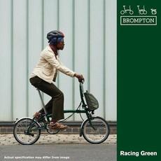 Brompton Brompton 2021 M6L Racing Green
