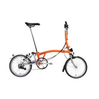 Brompton Brompton 2021 H6L Orange