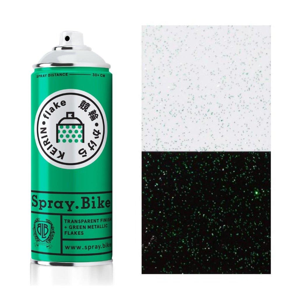 Spray.Bike Paint Can (Keirin Flake Collection 400ml)