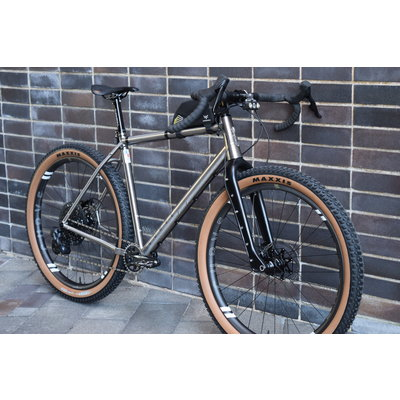 Curve Cycling Curve GMX+  Drop Bar Custom Build