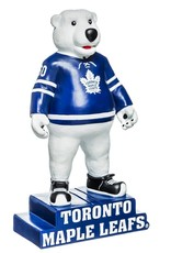 Team Sports America NHL Team Mascot Statue Toronto Maple Leafs