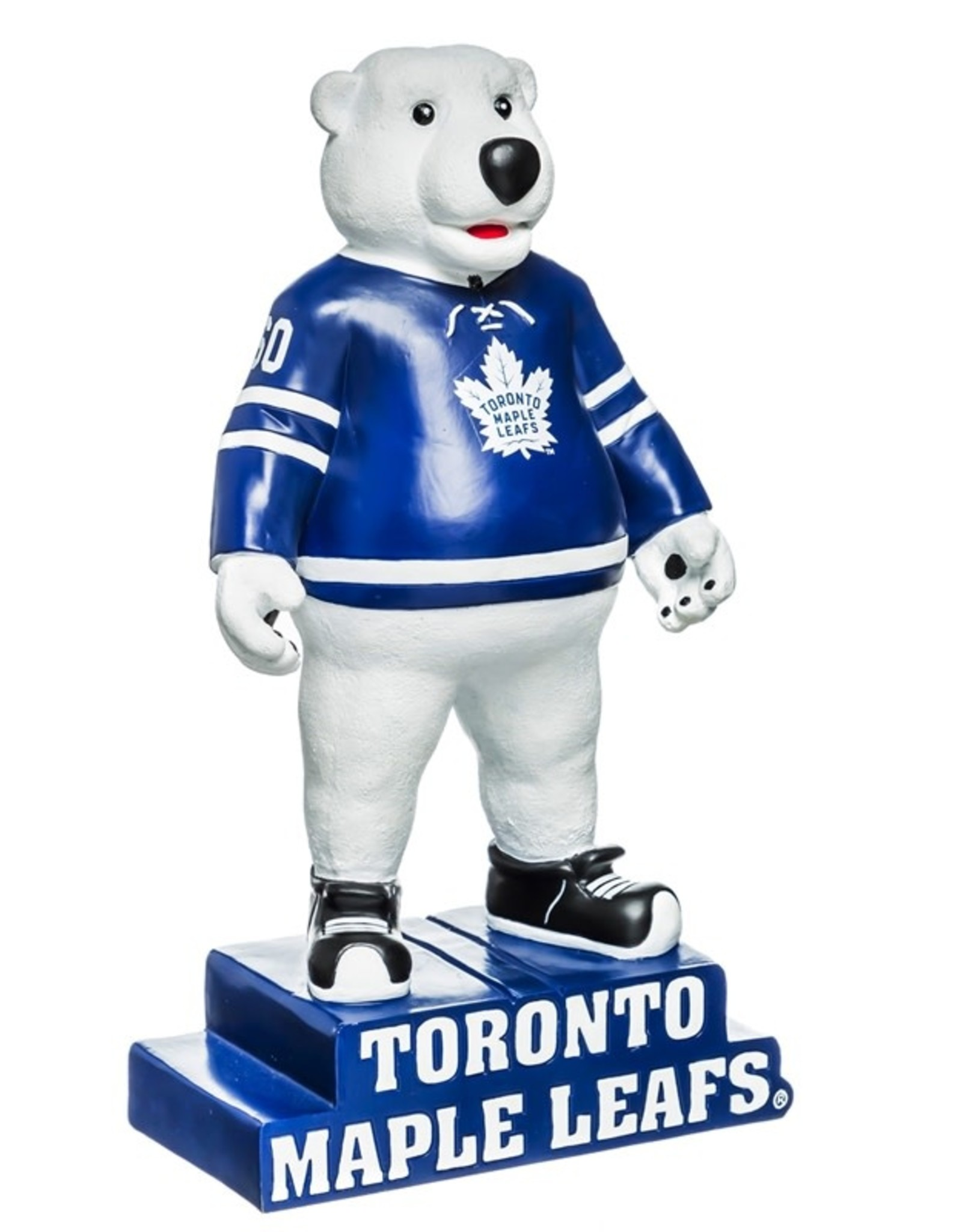Team Sports Ameica NHL Team Mascot Statue Maple Leafs