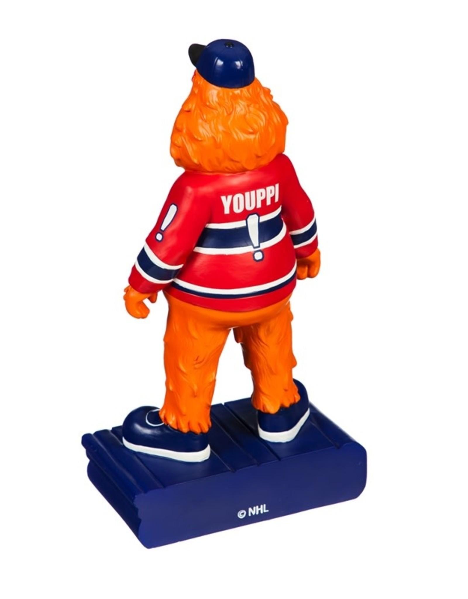 Team Sports America NHL Team Mascot Statue Montreal Canadiens