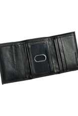 Team Sports Ameica NHL Tri-Fold Leather Embossed Wallet Maple Leafs