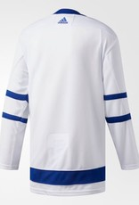 Adidas Adidas Adult Authentic Toronto Maple Leafs Jersey White