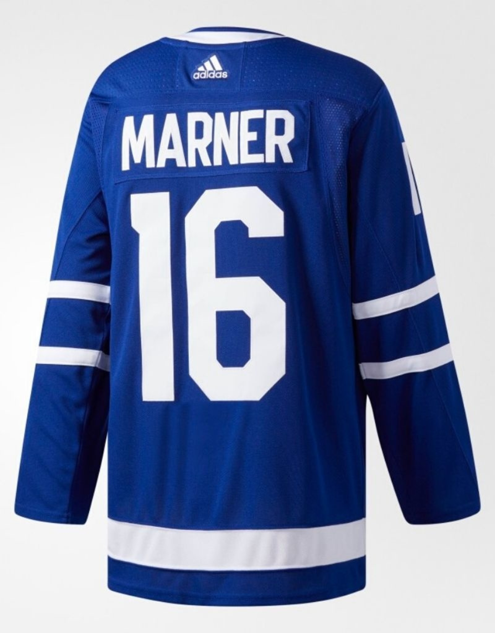 Adidas Adidas Adult Authentic Toronto Maple Leafs Marner Jersey Blue