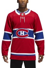 Adidas NHL Adidas Home Jersey Canadiens Red