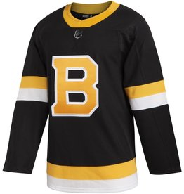 Adidas NHL Adidas Authentic Alternate Jersey Bruins Black