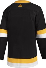 Adidas Adidas Adult Authentic Alternate Boston Bruins Jersey Black