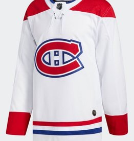 Adidas NHL Adidas Away Jersey Canadiens White
