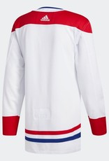 Adidas Adidas Adult Authentic Montreal Canadiens Jersey White