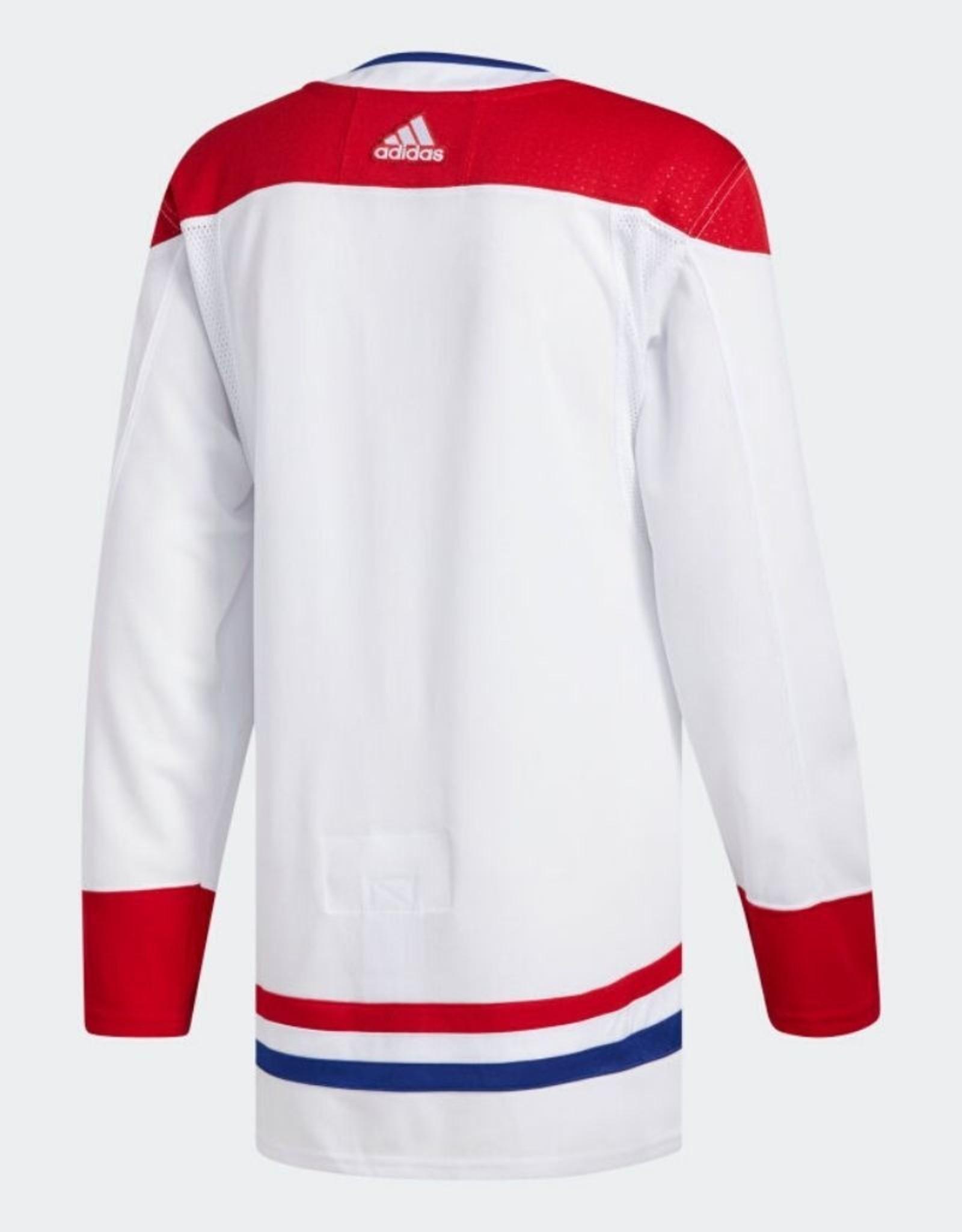 Adidas NHL Adidas Away Jersey Canadiens White