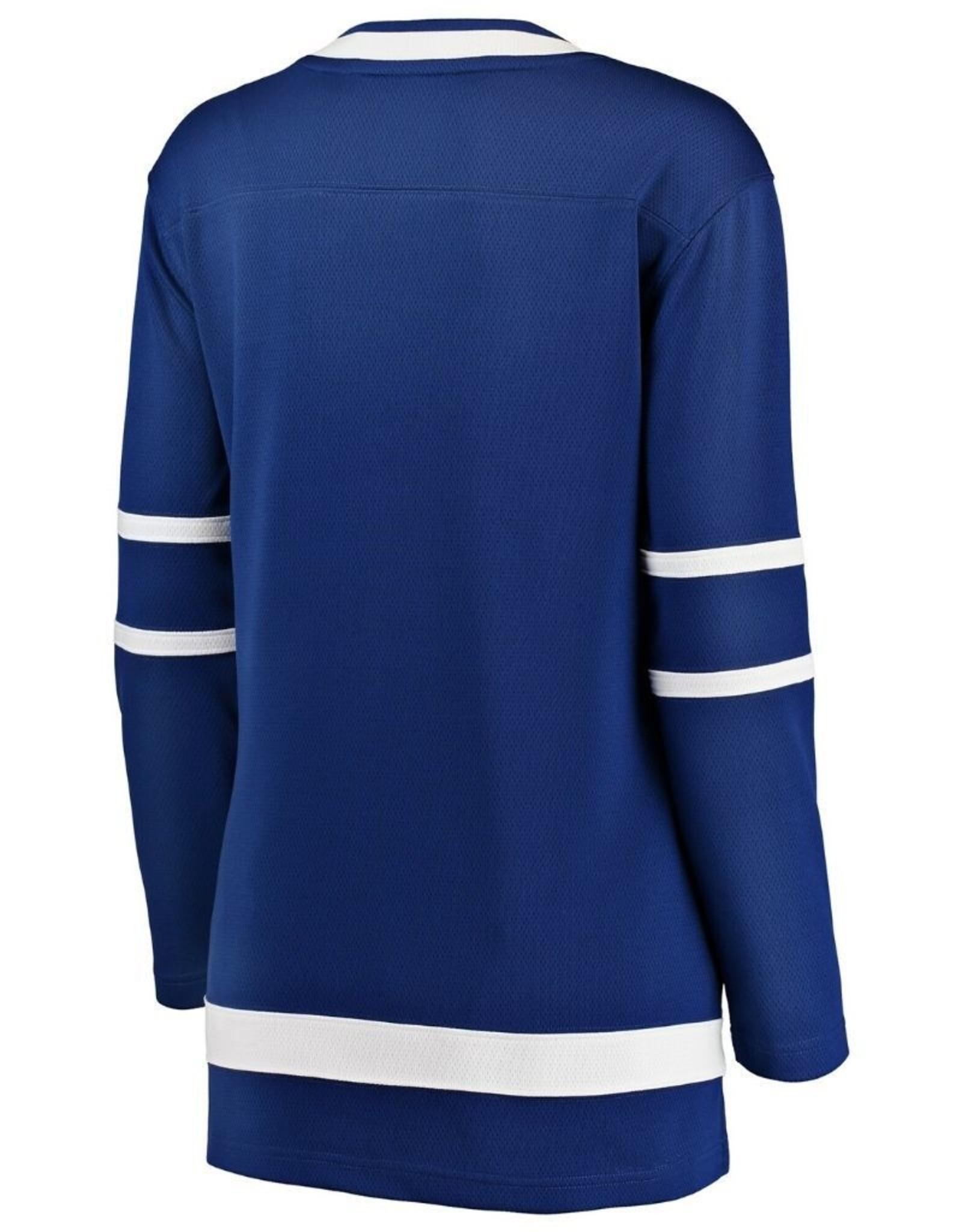 Fanatics Fanatics Women's Breakaway Toronto Maple Leafs Jersey Blue