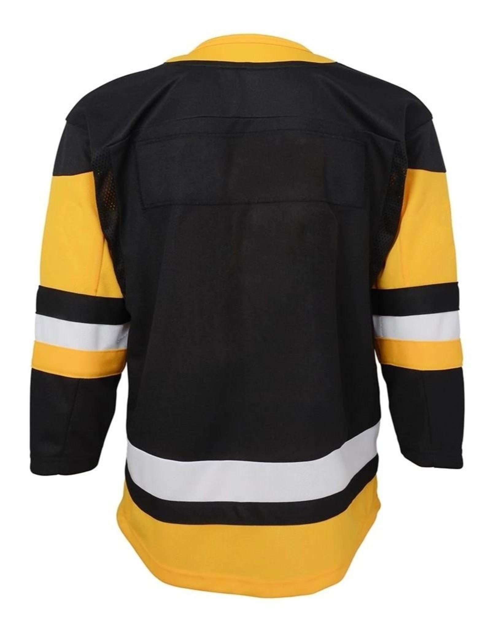 NHL Youth Premier Home Jersey Penguins Black