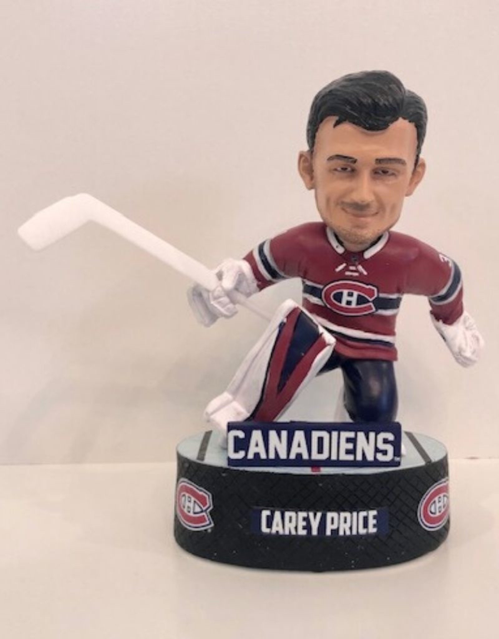 Forever Collectables NHL Player Bobble Carey Price