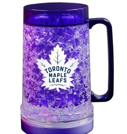 NHL Light Up Freezer Mug Maple Leafs
