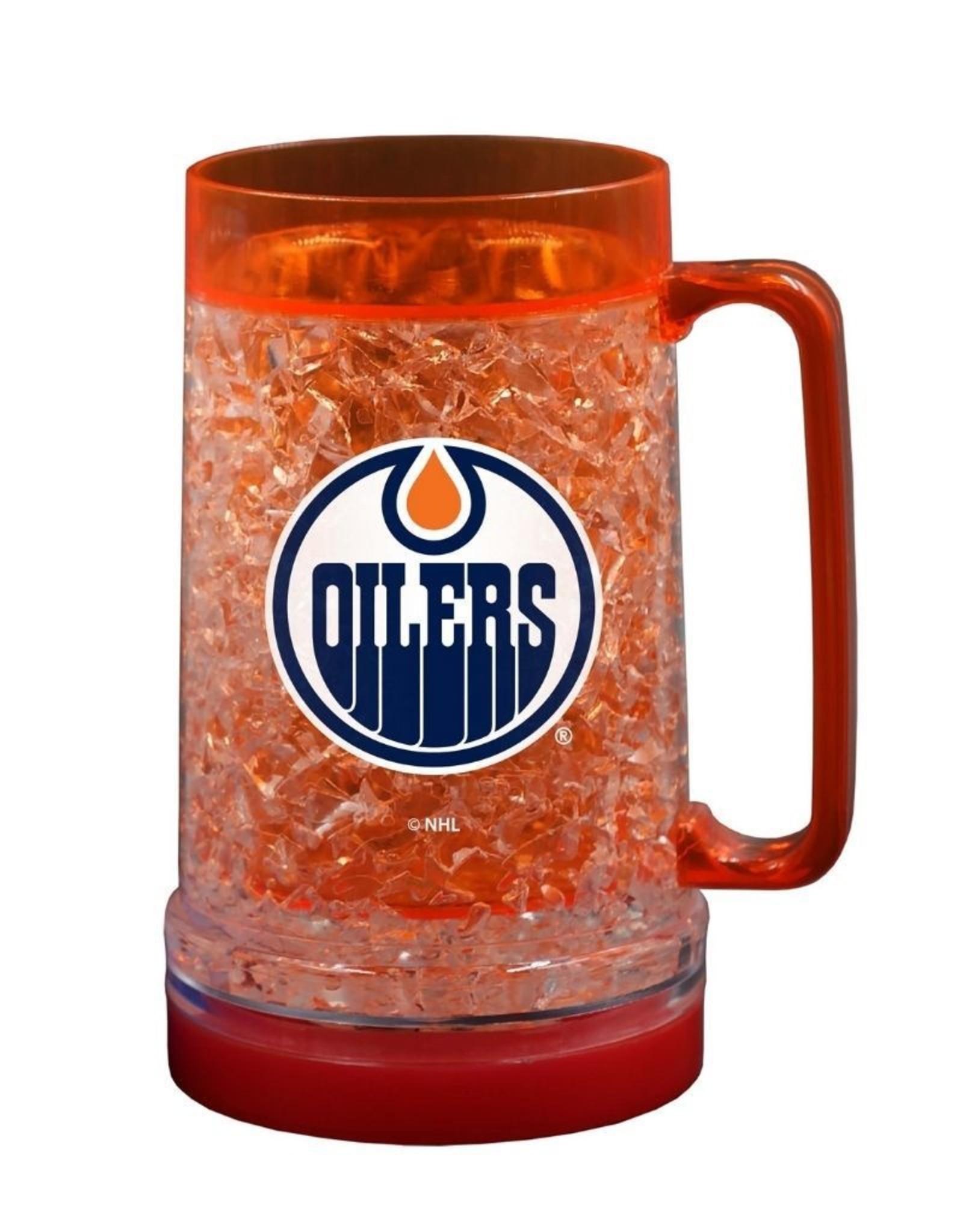 NHL Light Up Freezer Mug Oilers