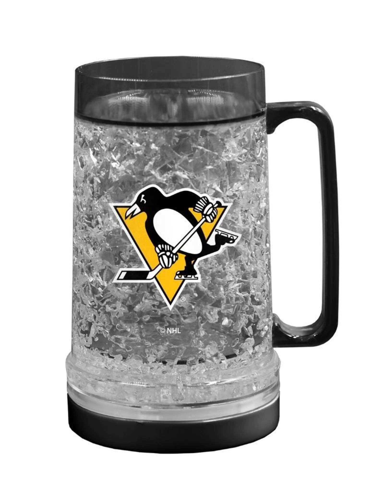 NHL Light Up Freezer Mug Penguins
