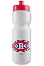 NHL 28oz Plastic Water Bottle Canadiens