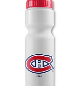 NHL 28oz Plastic Water Bottle Canadiens