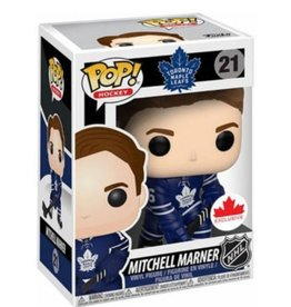 NHL POP Figure Marner Maple Leafs Blue