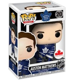 NHL POP Figure Matthews Maple Leafs Blue