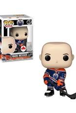 NHL POP! Figure Messier Oilers Blue