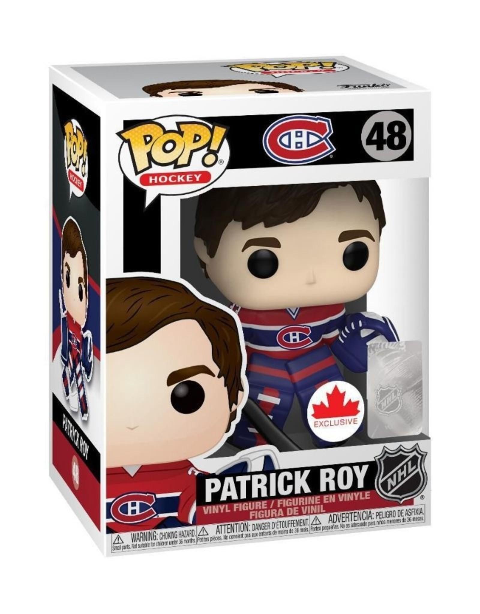 NHL POP Figure Roy Canadiens Red