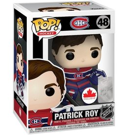 NHL POP Figure Roy Canadiens Red
