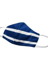 The Buds Reusable Mask Royal/White One Size