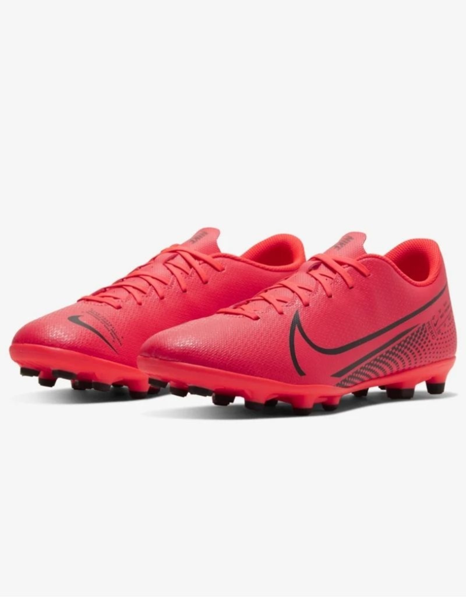 Nike Mercurial Vapor 13 Club MG Soccer Cleat Laser Crimson