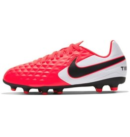 Nike Jr Tiempo Legend 8 Club MG Soccer Cleat Orange