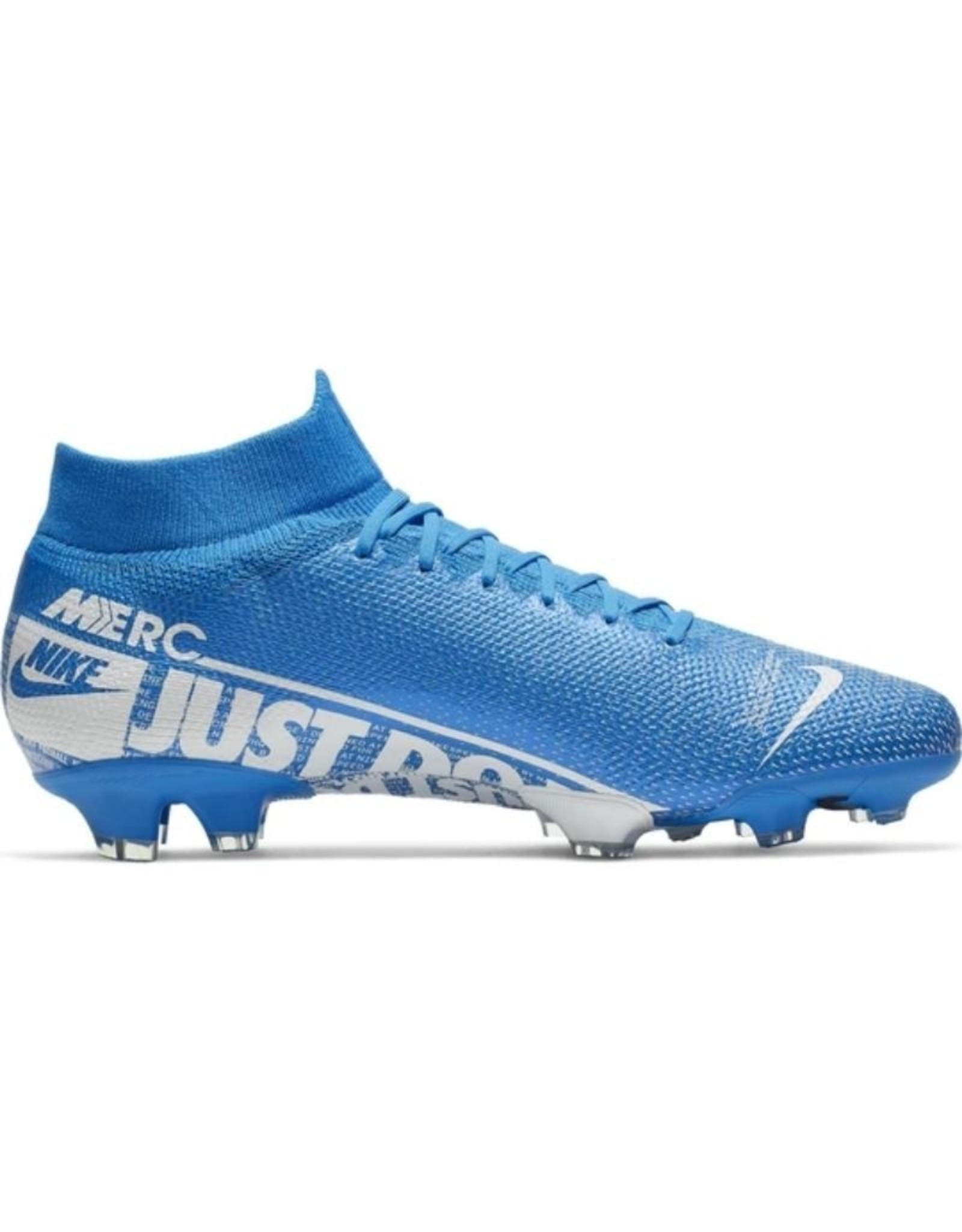 Nike Mercurial Superfly 7 Pro FG Soccer Cleat Blue Hero
