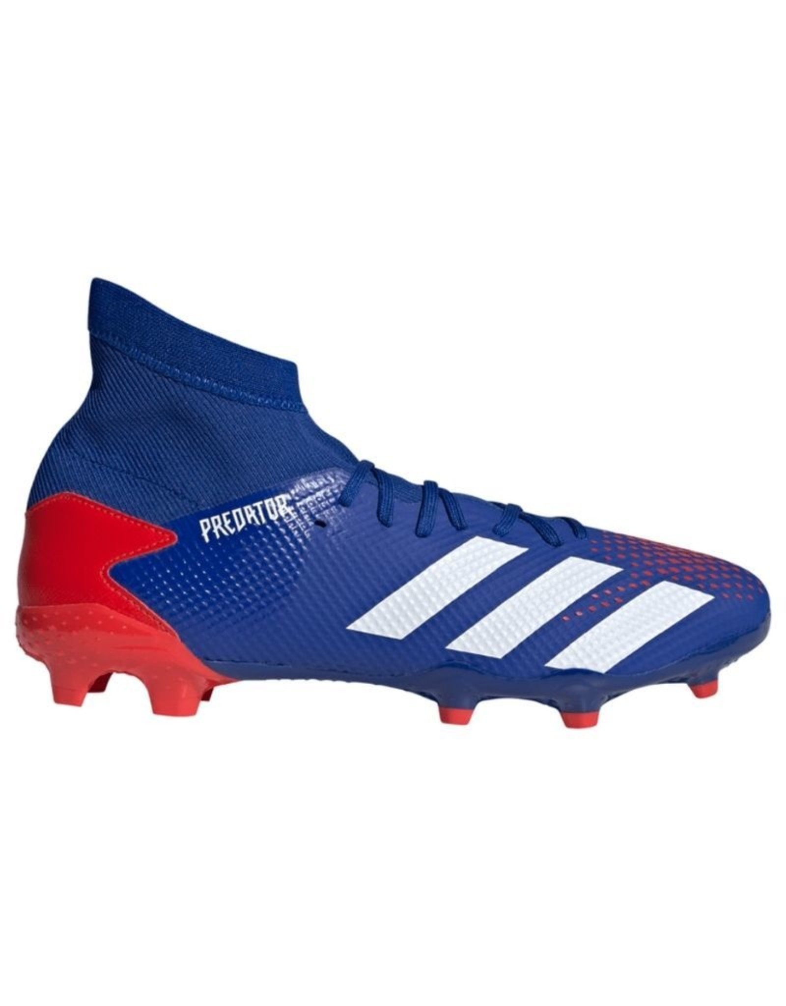 Adidas Adidas Predator 20.3 FG Soccer Cleat Blue