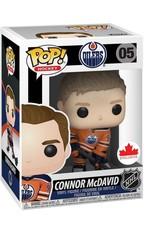 NHL POP! Figure McDavid Oilers Orange