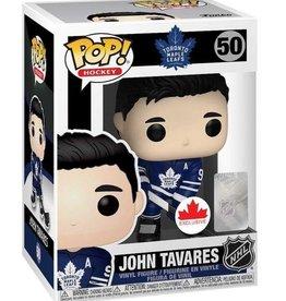 NHL POP! Figure Tavares Maple Leafs Blue