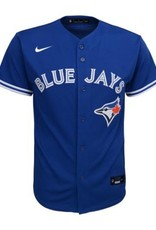 MLB Nike Youth Replica Jersey Blue Jays Blue